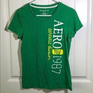 Green Aeropostale Shirt